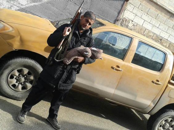 Isis sex slave kidnapped by British 'new Jihadi John' suspect Siddhartha Dhar