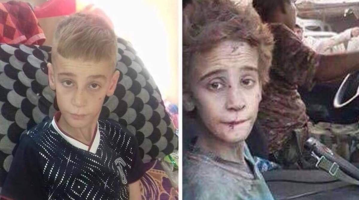 Un niño rescatado de ISIS se reunió con su familia después de 3 años. Su historia es devastadora