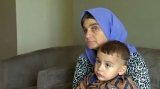 'We need him': Yazidi mother pleads for Canada's help to reunite with injured son