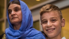 After 3 years in ISIS captivity, Yazidi boy reunites with mom in Winnipeg